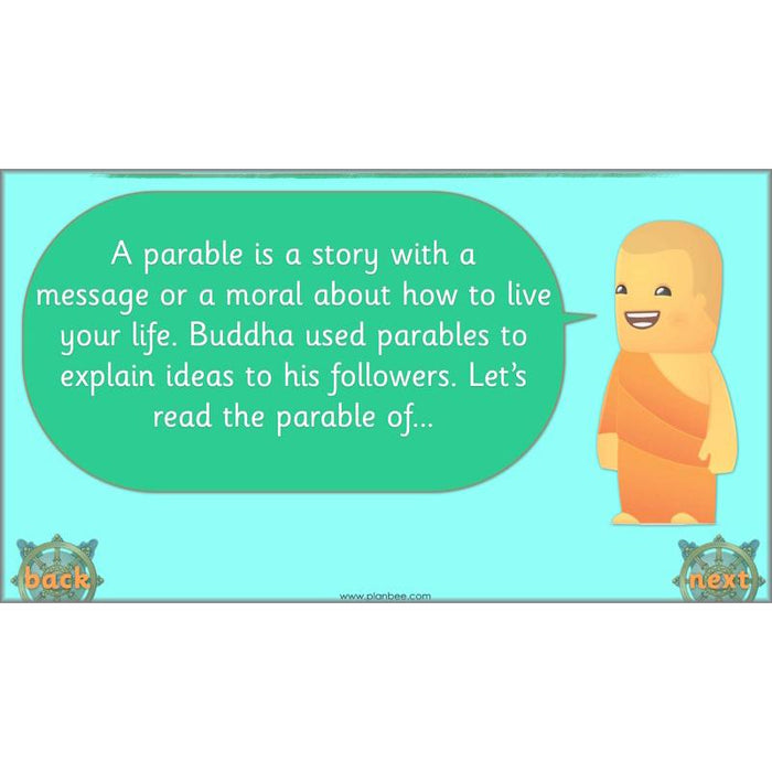 PlanBee Who was Buddha? - Buddhism Primary RE Lessons and Resources for KS1