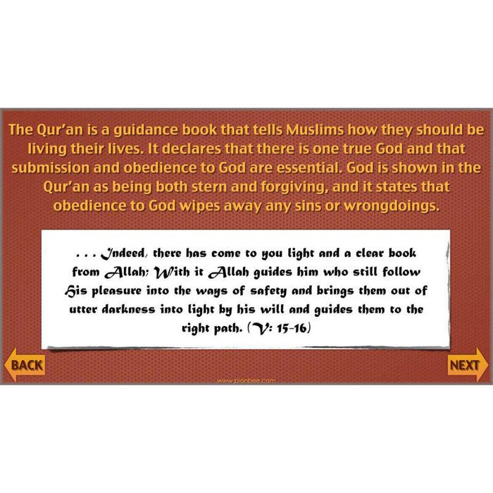 Why is Muhammad important to Muslims: The Qur'an