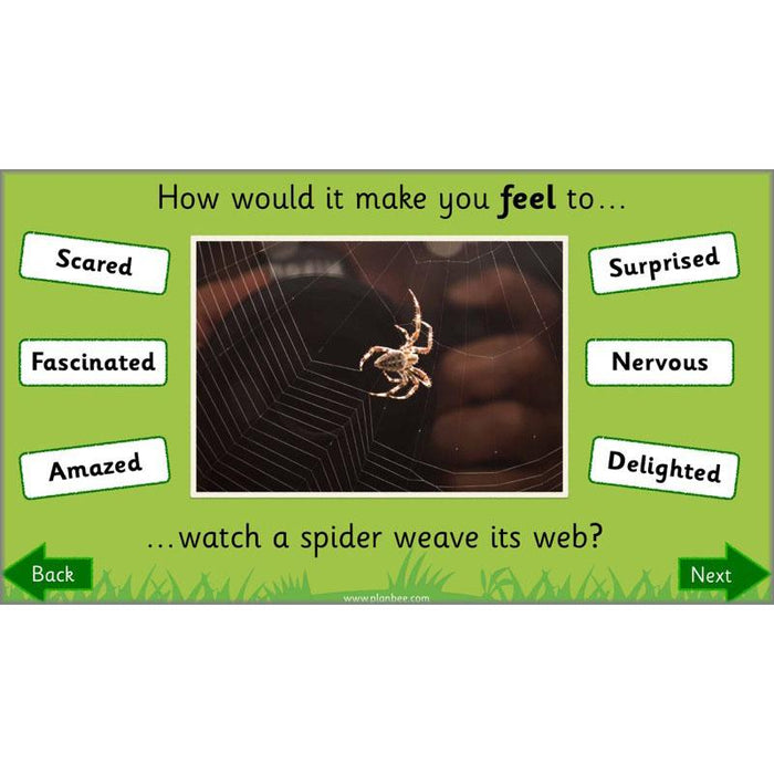 PlanBee Why is Nature Special? KS1 ESR Lessons | PlanBee