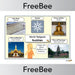 PlanBee World Religions: Buddhism Word Bank | PlanBee FreeBees