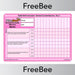 PlanBee Free Year 2 Maths Curriculum Assessment Grid | PlanBee