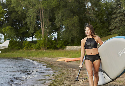 Everything you need to know about Level Six's Neoprene Swimwear