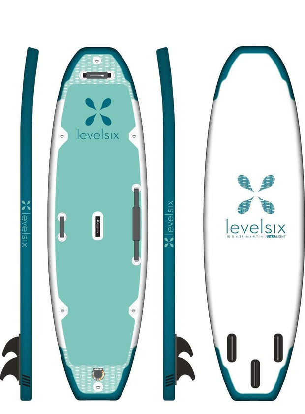Ten 0 Yoga Ultralight Inflatable SUP Board