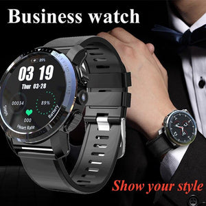 4G Smart watch Android Sim Card GPS 3GB 32GB Bluetooth Earphone Wristwatch