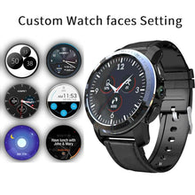 Load image into Gallery viewer, 4G Smart watch Android Sim Card GPS 3GB 32GB Bluetooth Earphone Wristwatch