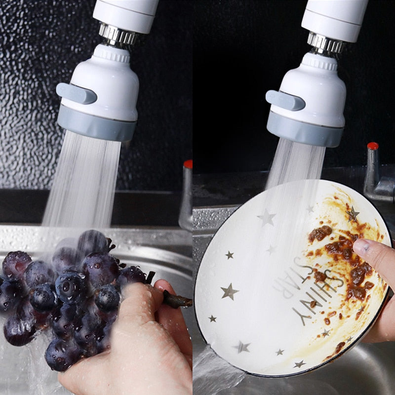 WATER SAVING 360° ROTATE KITCHEN TAP