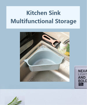 Kitchen Sink Multifunctional Storage Rack Multi Purpose Washing Bowl