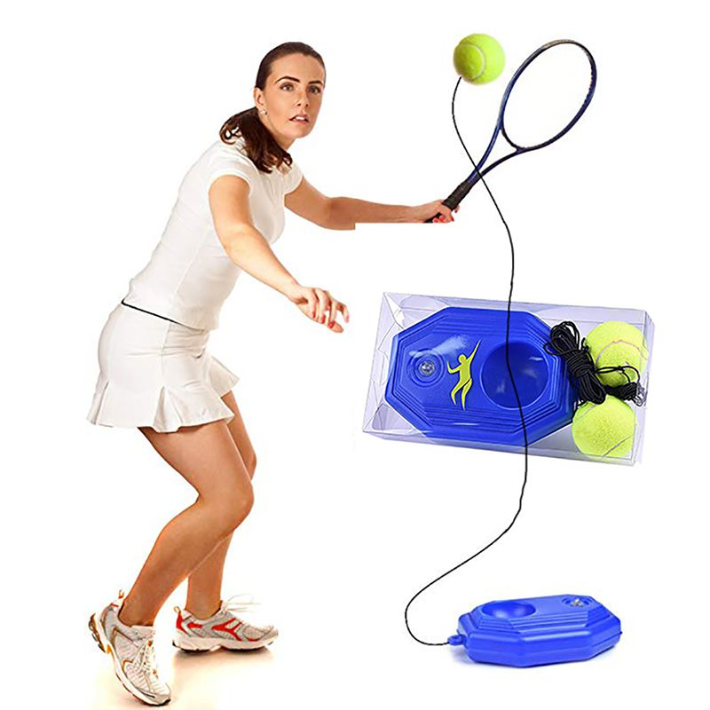 Tennis Supplies Tennis Training Aids Ball Trainer Self-study Baseboard