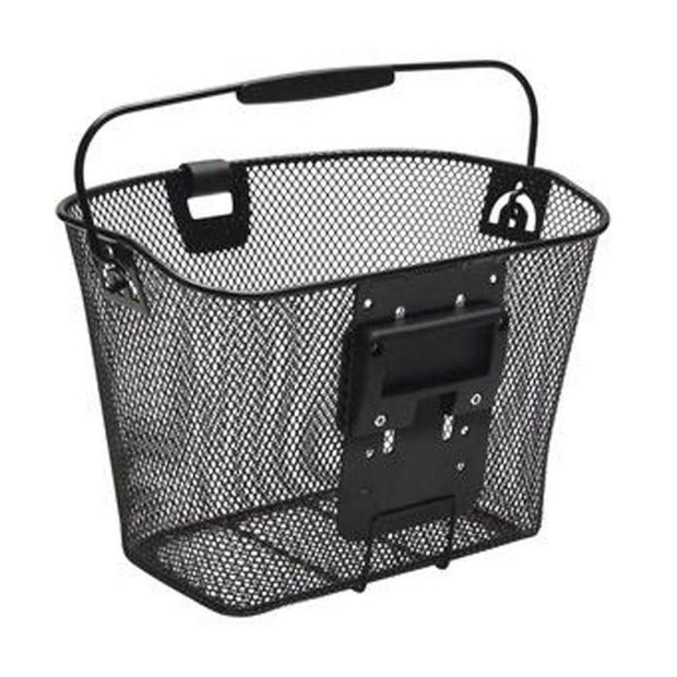 Adie Cycle Shopping Basket with Bracket and Light Mount - Sprocket & Gear