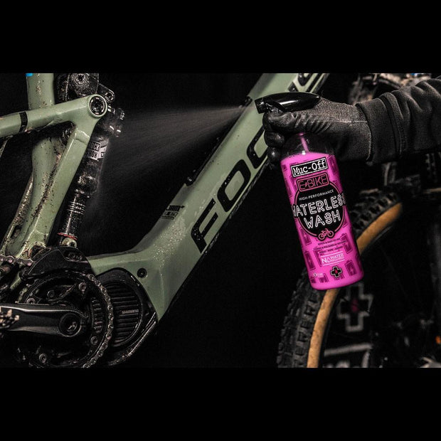 Muc-Off E-Bike Wash and Lube Kit