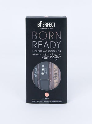 BPERFECT Born Ready Lip Kit Boo