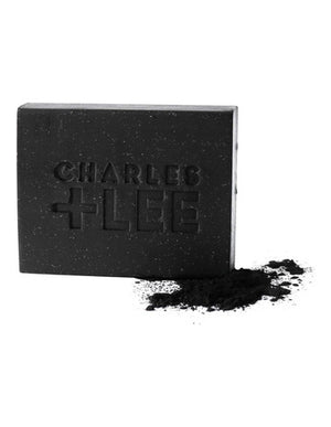 Charles & Lee - Charcoal Soap Bar/ Duo