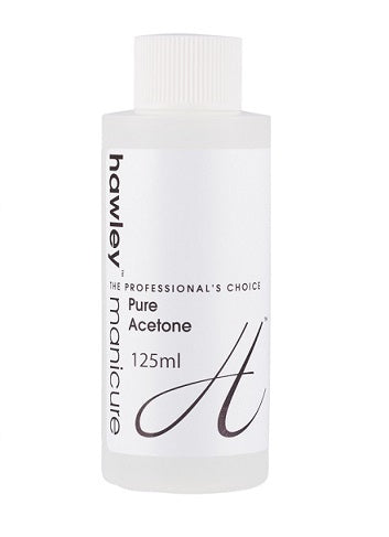 Hawley Nail Polish Remover Acetone 125ml