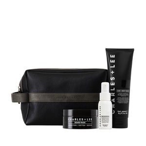 CHARLES & LEE - Beard Essentials Gift Pack