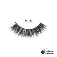 ELDORA M107 Multi-Layered False Lashes