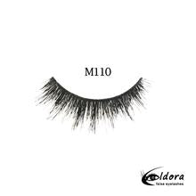 ELDORA M110 Multi-Layered False Lashes