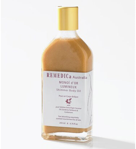 REMEDICA Monoi D'Or Lumineux (200ml)