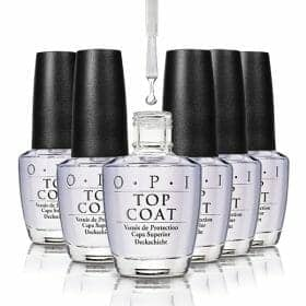 OPI Nail Polish Top Coat 15ml