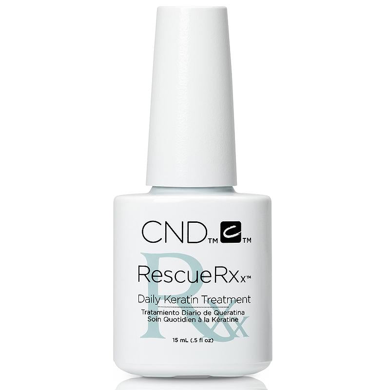 CND RescueRXx Daily Keratin Treatment 15ml