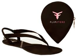 FLIPSTERS Collapsible Flip Flops