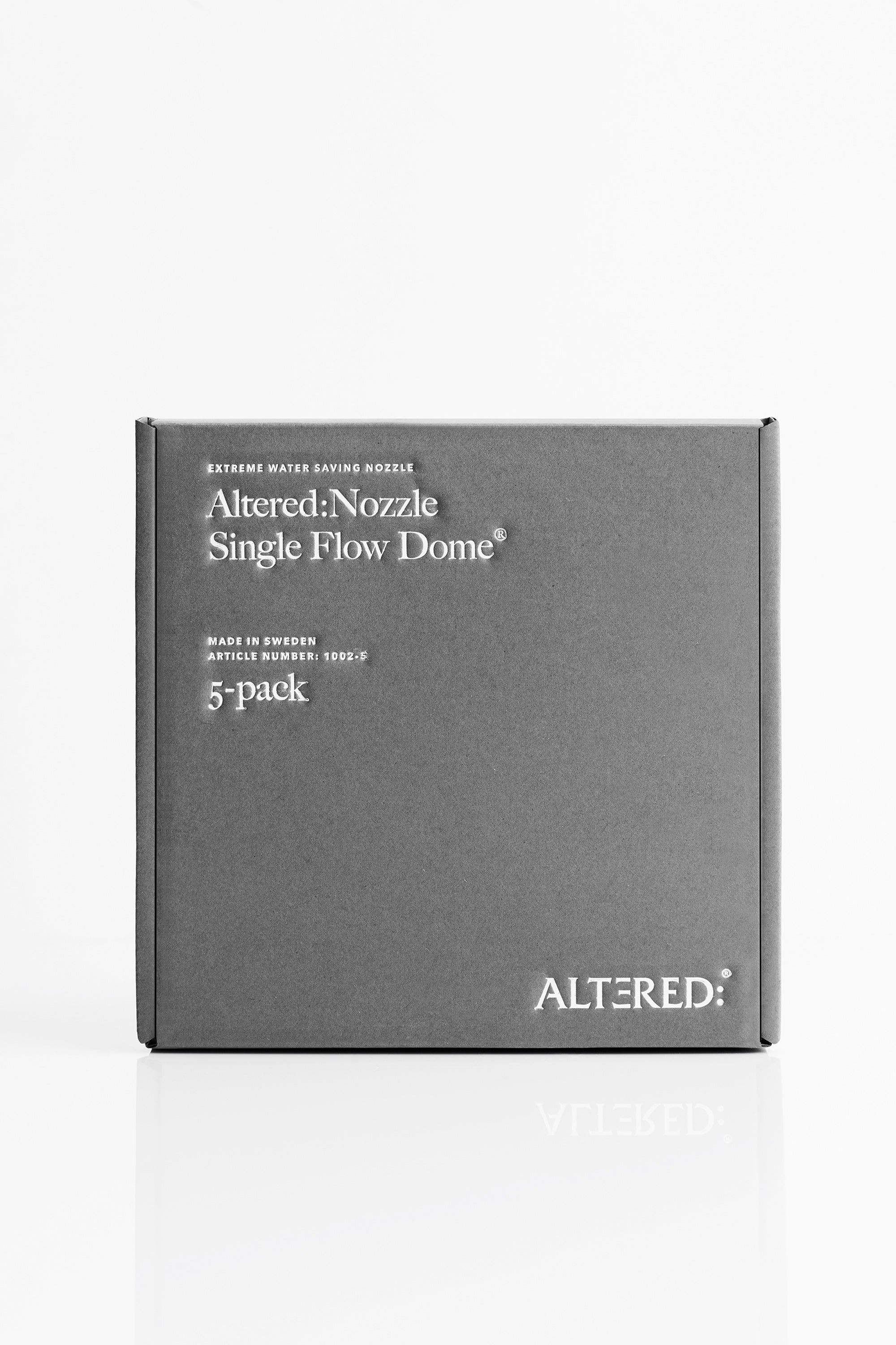 Altered:Nozzle Dome® | 5-pack
