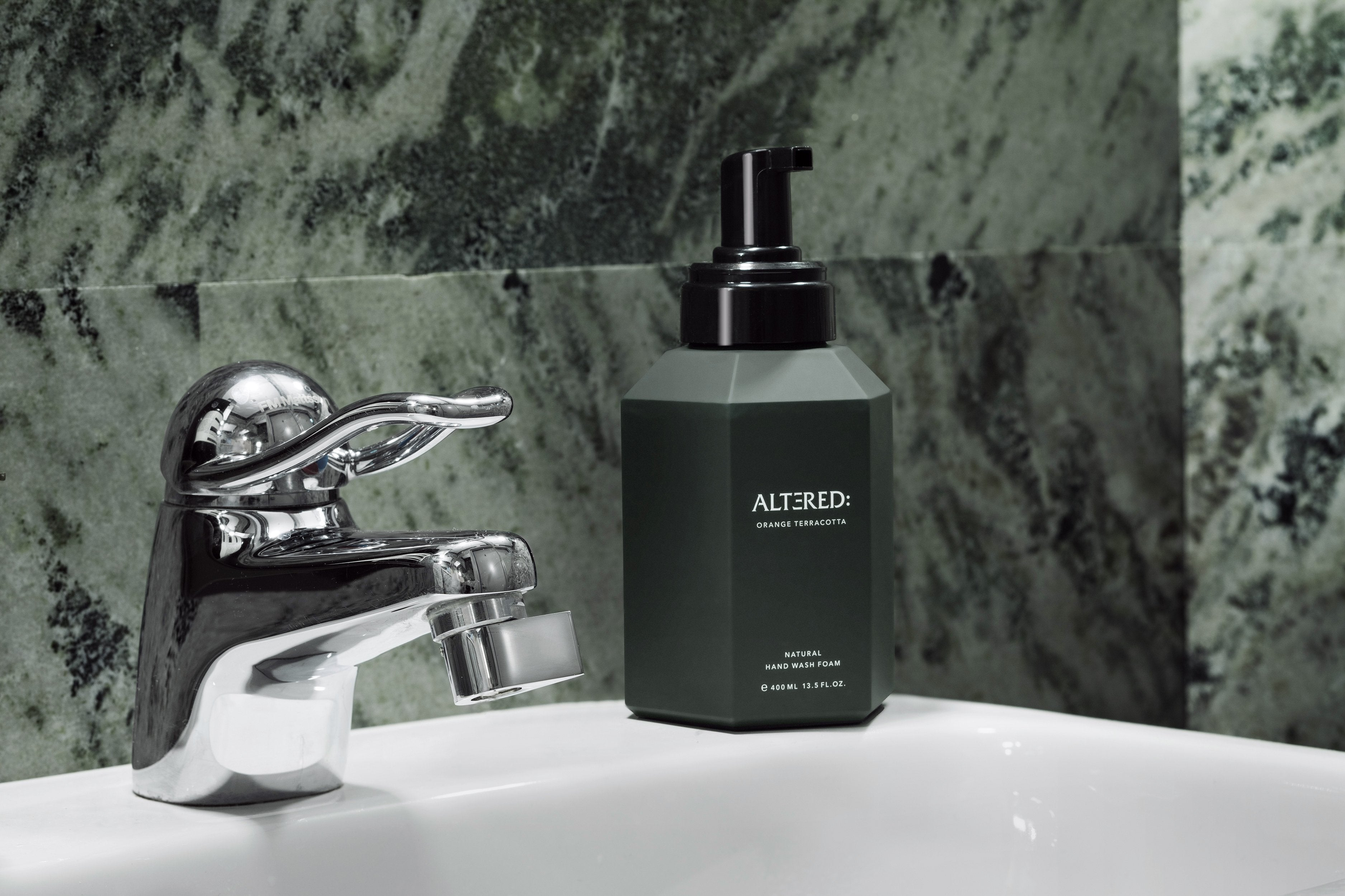 Altered:Soap — Orange Terracotta