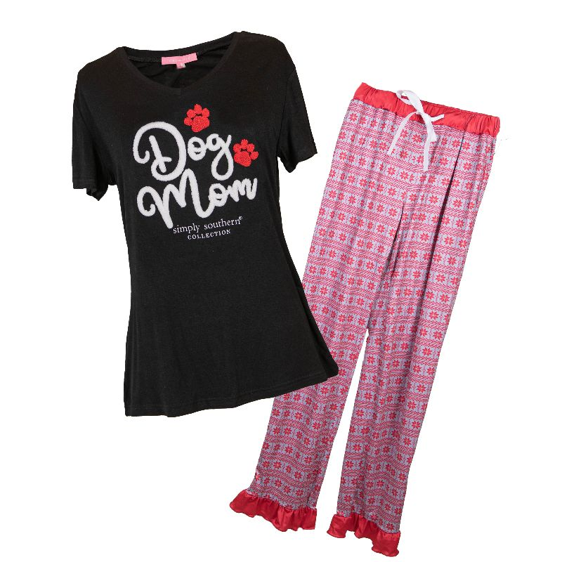 DOG MOM PJ'S - Molly's! A Chic and Unique Boutique