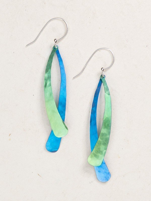 Sonja Earrings Green - Molly's! A Chic and Unique Boutique