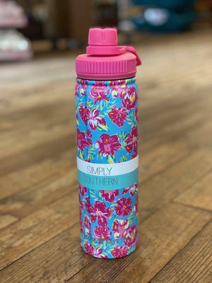 22oz Insulated Water Bottle:  3 Patterns to choose from - Molly's! A Chic and Unique Boutique