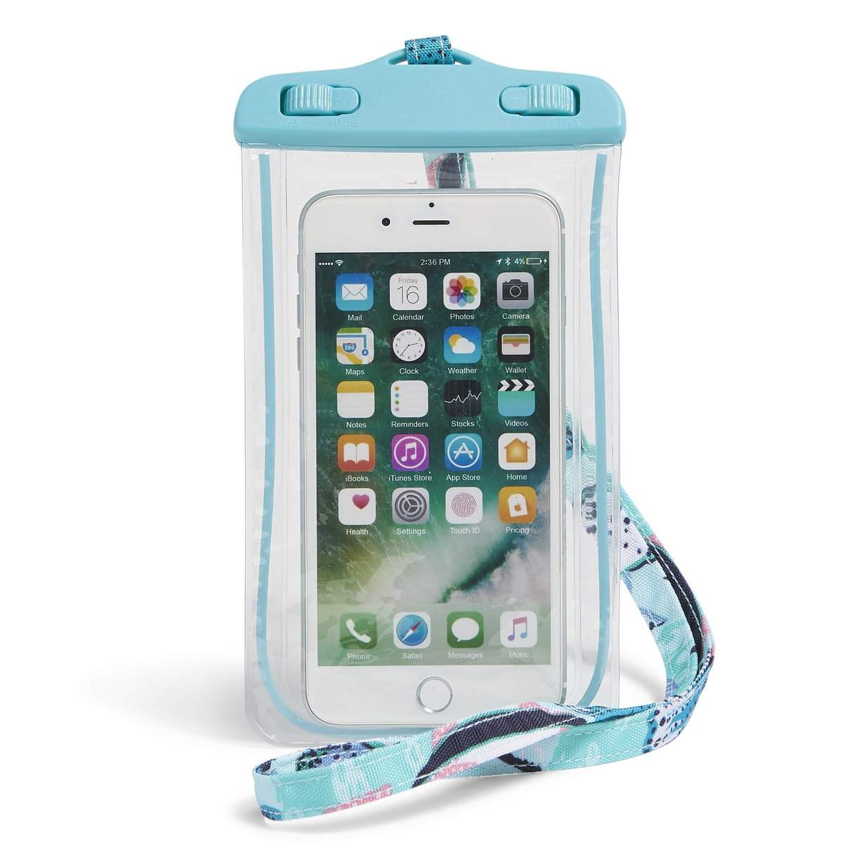 Waterproof Phone Pouch w/ Lanyard (RP) - Molly's! A Chic and Unique Boutique