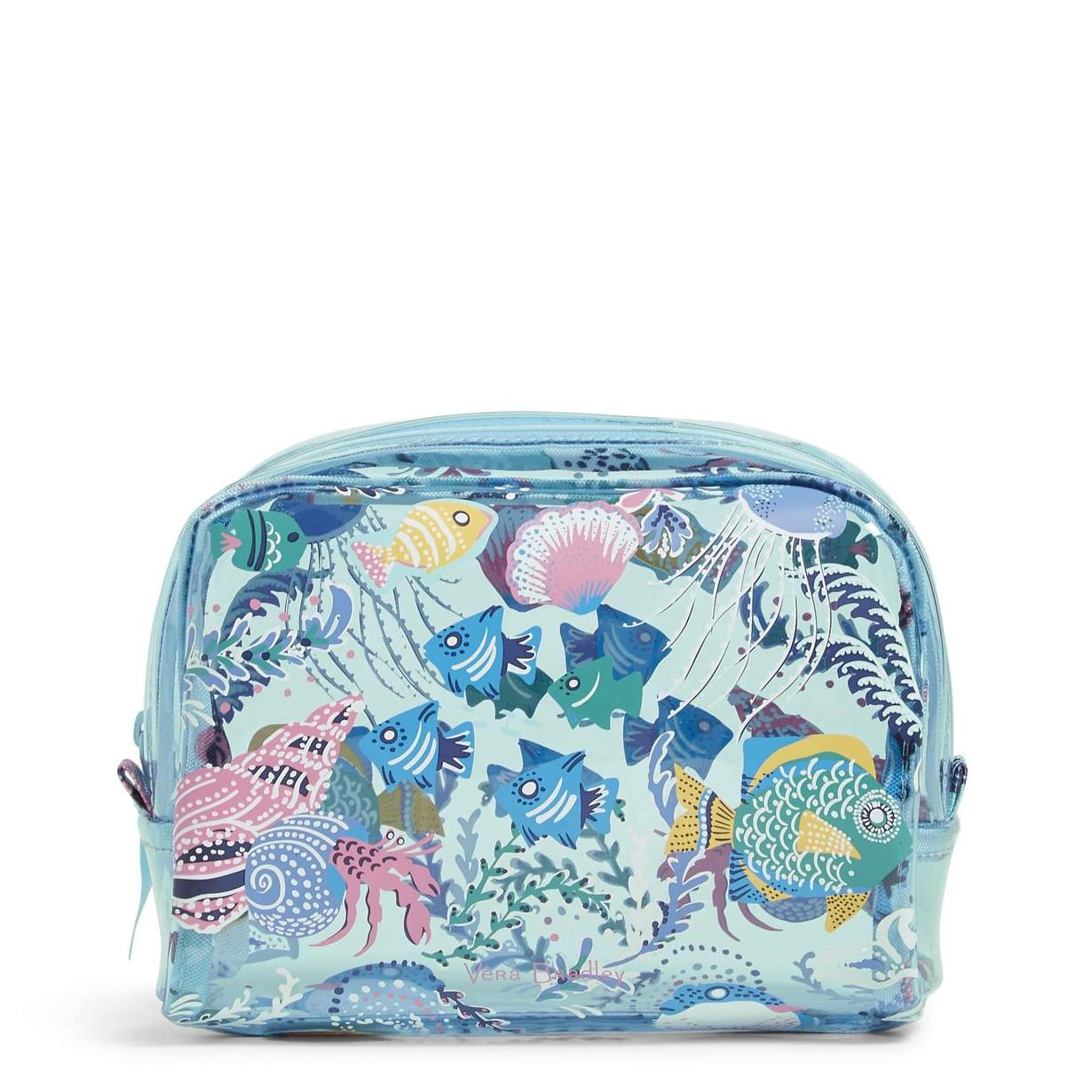 Beach Cosmetic Bag (RP) - Molly's! A Chic and Unique Boutique