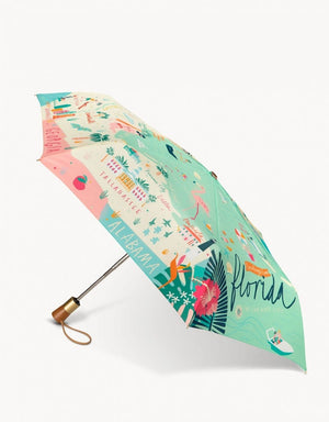 FLORIDA TRAVEL UMBRELLA - Molly's! A Chic and Unique Boutique