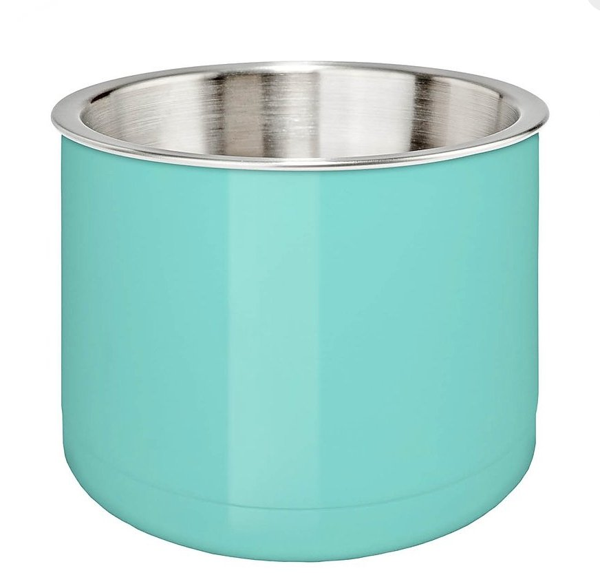 35oz Stainless Steel Dip Chiller- Seafoam - Molly's! A Chic and Unique Boutique