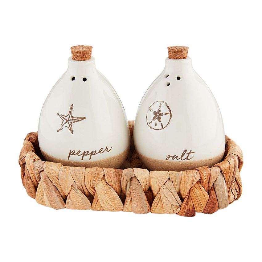 BEACH SALT & PEPPER SET - Molly's! A Chic and Unique Boutique