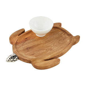 TURTLE TRAY & DIP SET - Molly's! A Chic and Unique Boutique