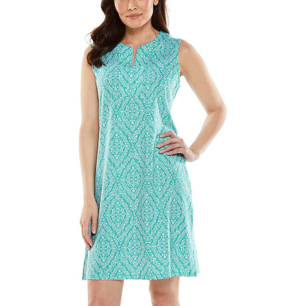 OCEANSIDE TANK DRESS BY COOLIBAR - Molly's! A Chic and Unique Boutique