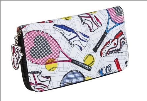 Tennis Everywhere Wallet - Molly's! A Chic and Unique Boutique