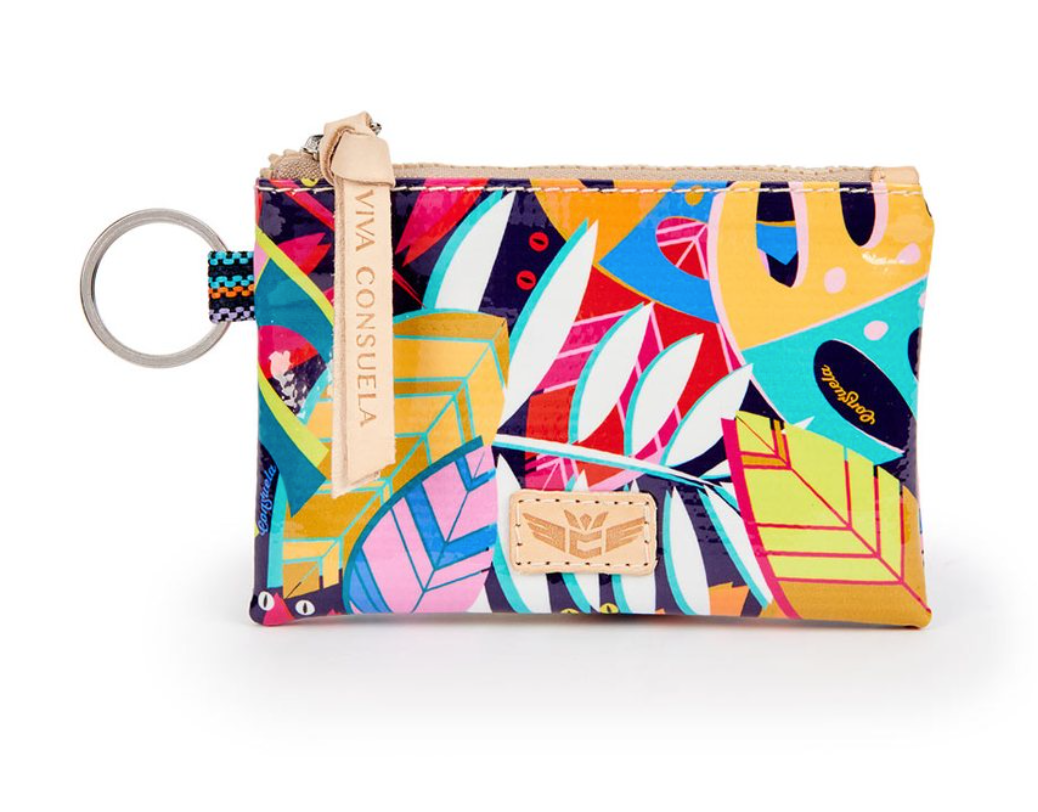 TEENY POUCH: MAYA TROPICAL - Molly's! A Chic and Unique Boutique