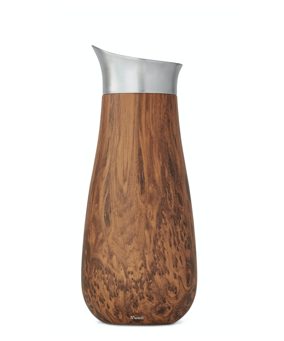 TEAKWOOD CARAFE - Molly's! A Chic and Unique Boutique