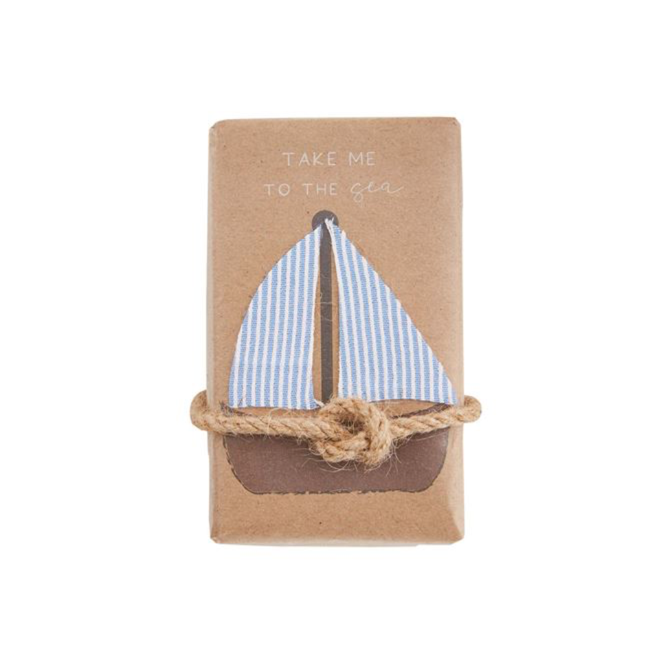 SAILBOAT SOAP TRIM - Molly's! A Chic and Unique Boutique