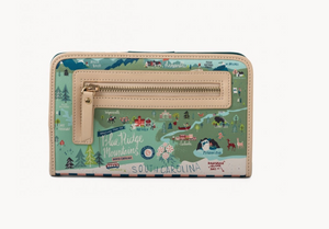 BLUE RIDGE SNAP WALLET 947706 - Molly's! A Chic and Unique Boutique