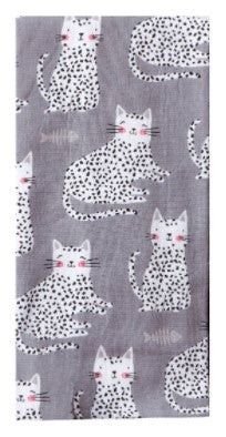 Purr Dual Purpose Terry Towel - Molly's! A Chic and Unique Boutique