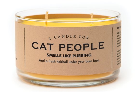 A CANDLE FOR CAT PEOPLE - Molly's! A Chic and Unique Boutique