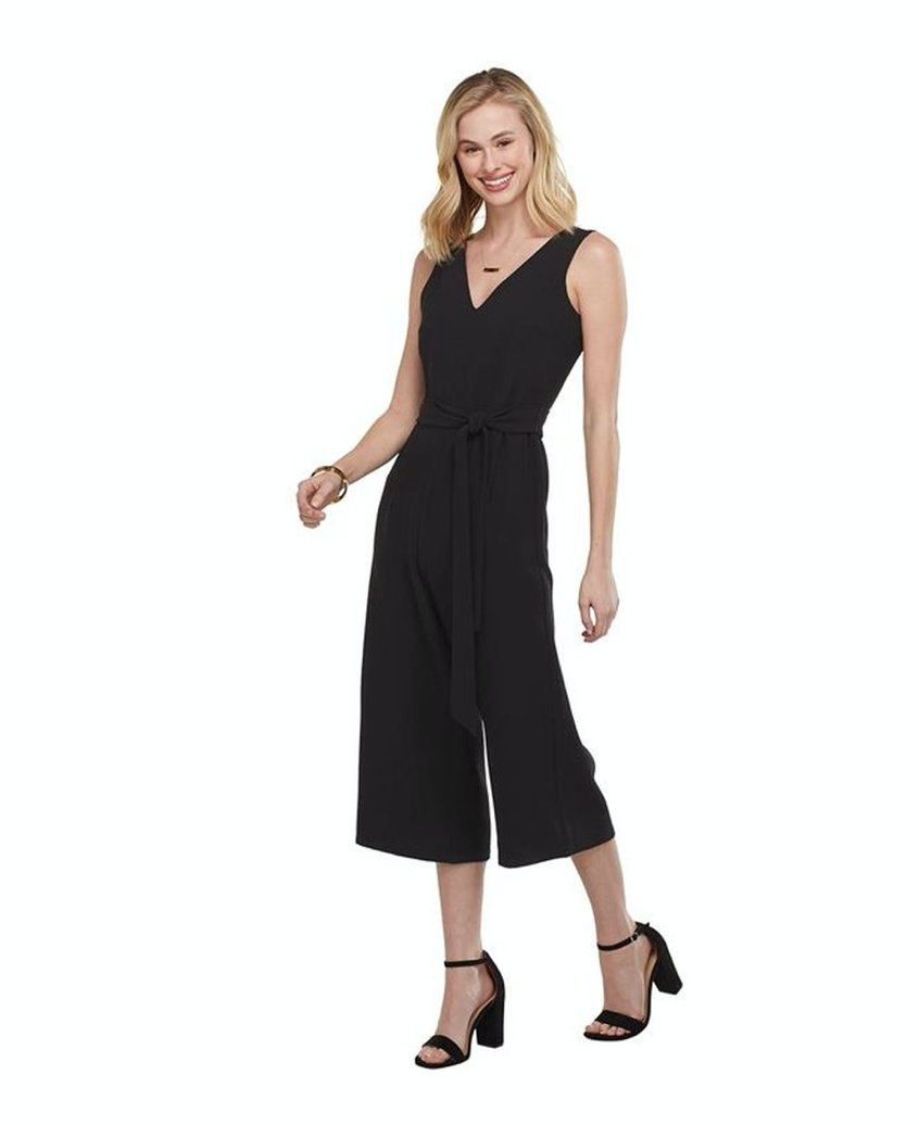 ADELYNN JUMPSUIT BLACK - Molly's! A Chic and Unique Boutique