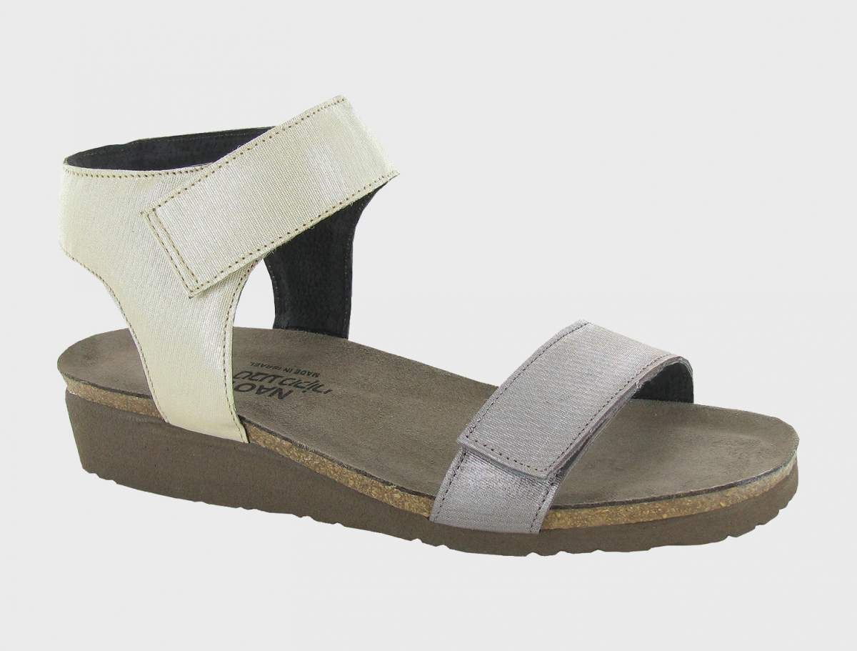 ALBA SILVER GOLD (sizes 38, 39 and 40) - Molly's! A Chic and Unique Boutique