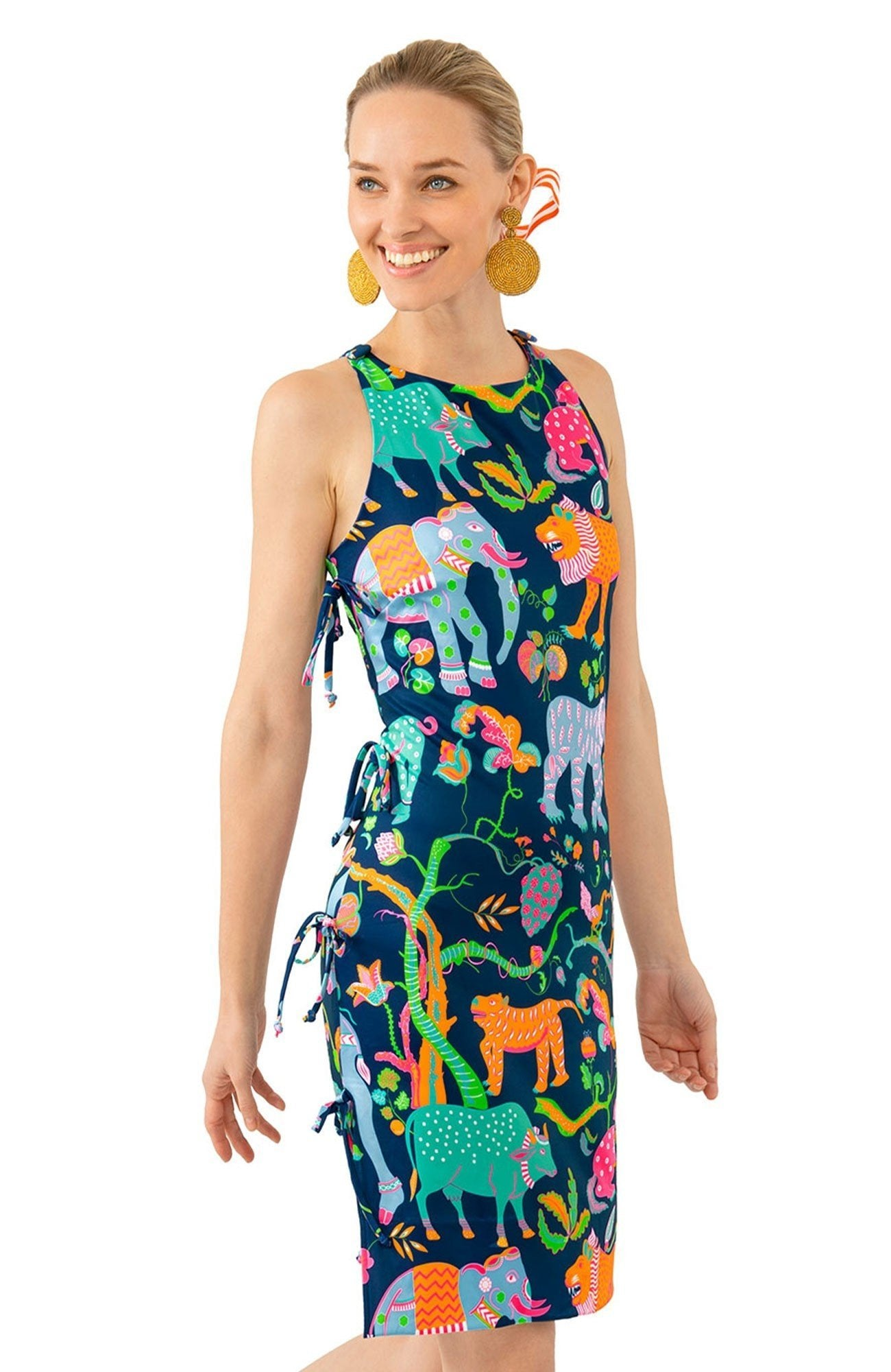 ANIMAL KINGDOM DRESS - JDSTAK - Molly's! A Chic and Unique Boutique