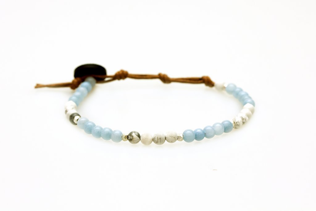 BALANCE & INNER PEACE (4MM) HEALING BRACELET - Molly's! A Chic and Unique Boutique
