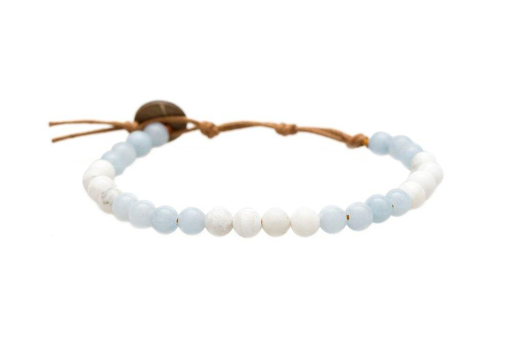BALANCE & INNER PEACE (6MM) HEALING BRACELET - Molly's! A Chic and Unique Boutique