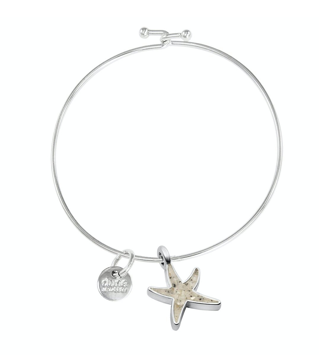 BANG31 BANGLE DELICATE STARFISH - Molly's! A Chic and Unique Boutique