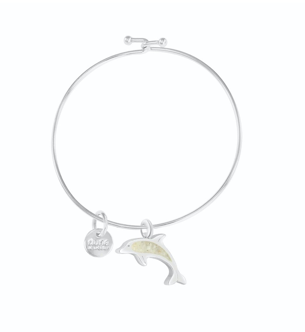 BANG5 BANGLE DOLPHIN - Molly's! A Chic and Unique Boutique